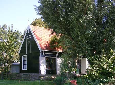 De rietbroek appartement in monnickendam for Schapenboerderij te koop