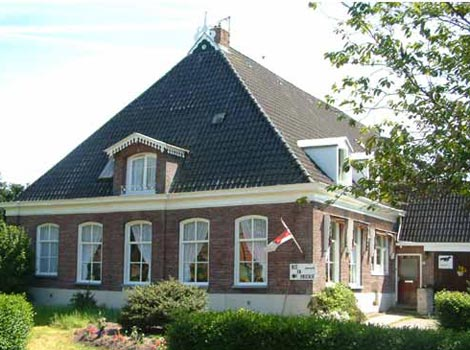 Bed and Breakfast, in Heeg Nederland