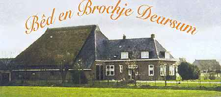 Bed and Breakfast, in Dearsum Nederland