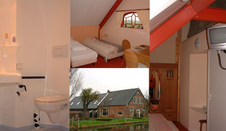 Bed and Breakfast, in Stompwijk Nederland