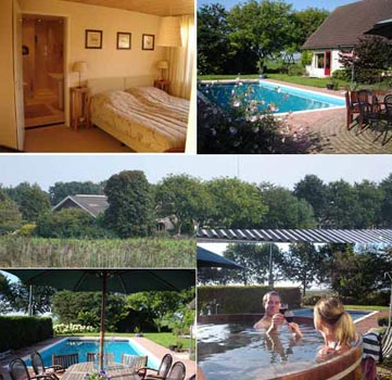 Bed and Breakfast, in Zeewolde Nederland