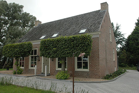Bed and Breakfast, in Vrouwenpolder Nederland