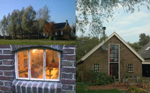 Bed and Breakfast, in Bartlehiem - Wyns Nederland