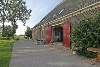 Bed and Breakfast, in Purmer Nederland